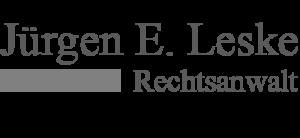 Rechtsanwalt Jürgen E. Leske München